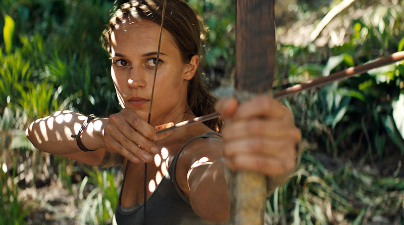 Video-Game Movies Month: Tomb Raider (2018) Review
