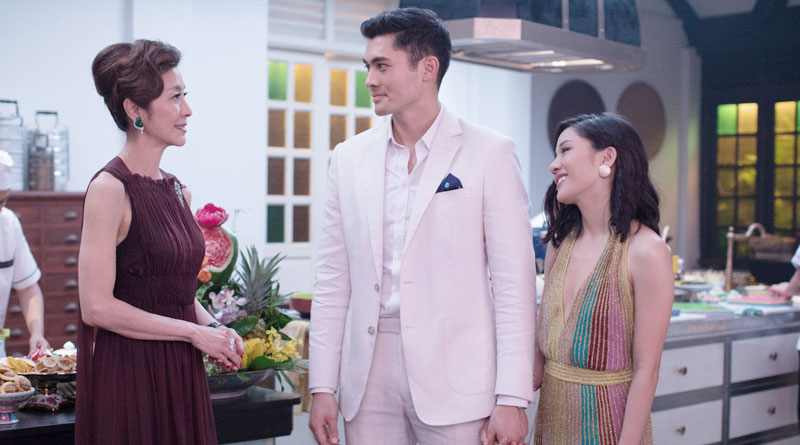 Crazy Rich Asians 2018 Review Casey S Movie Mania