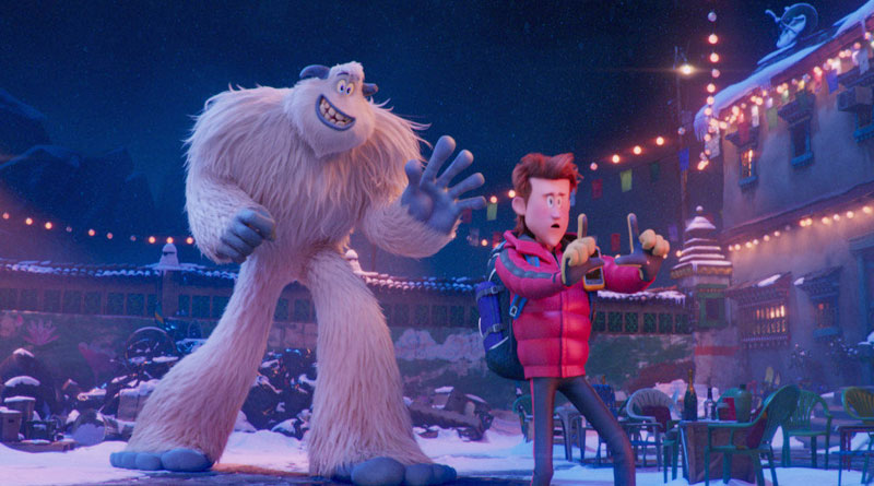 Smallfoot 2018 Review Casey S Movie Mania