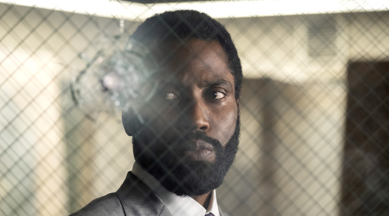 "John David Washington in Christopher Nolan's ""Tenet"" (2020)"