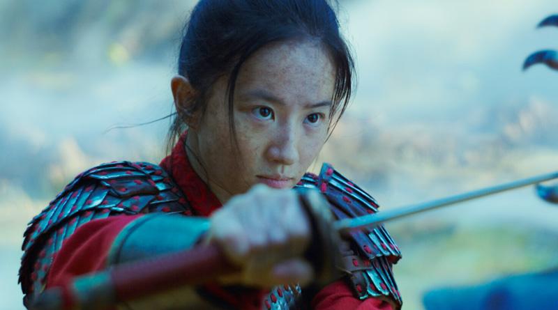 "Liu Yifei in Disney's live-action ""Mulan"" (2020)"