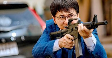 "Jackie Chan in ""Vanguard"" (2020)"