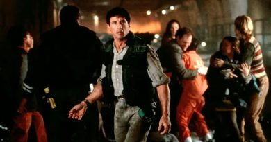 """Sylvester Stallone in """"Daylight"""" (1996)"""