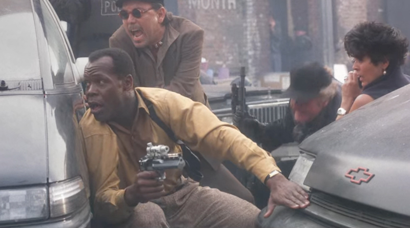 "Danny Glover led the role of Lt. Mike Harrigan in ""Predator 2"" (1990)"