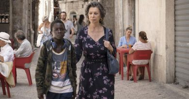 "Sophia Loren and newcomer Ibrahima Gueye in Netflix's ""The Life Ahead"" (2020)"