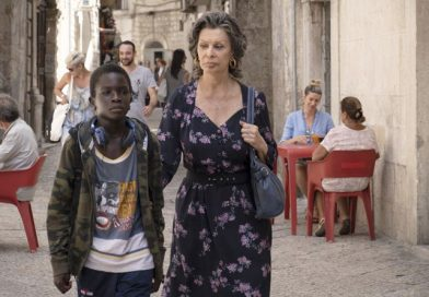 "Sophia Loren and newcomer Ibrahima Gueye in Netflix's ""The Life Ahead"" (2020)"