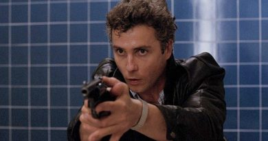 "William Petersen plays Secret Service agent Richard Chance in ""To Live and Die in L.A."" (1985)"