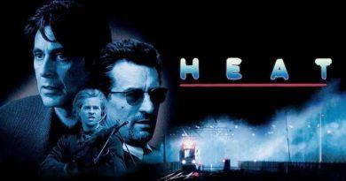 """""""Heat"""" (1995) banner"""