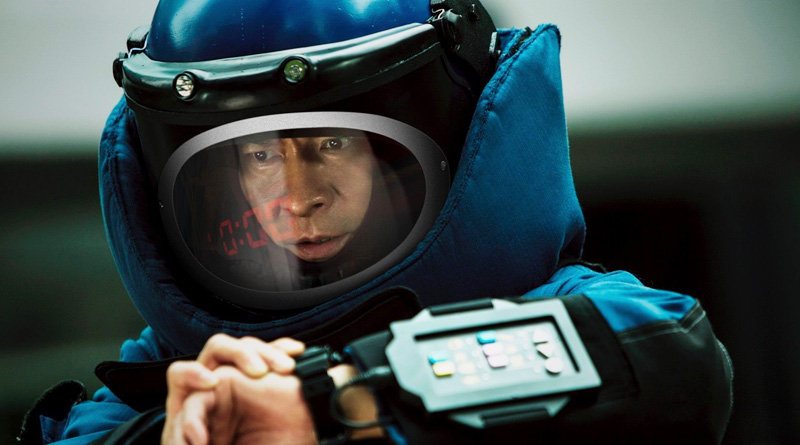 """Andy Lau leads the cast in Herman Yau's """"Shock Wave"""" (2017)"""