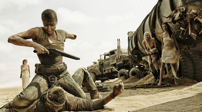 "Best Movie of 2015 #5: ""Mad Max: Fury Road"""
