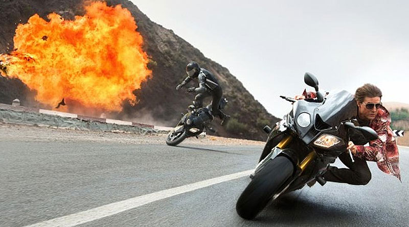 """Best Movie of 2015 #9: """"Mission: Impossible - Rogue Nation"""""""