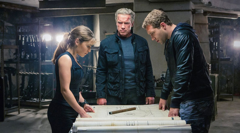 "Worst Movie of 2015 #3: ""Terminator Genisys"""