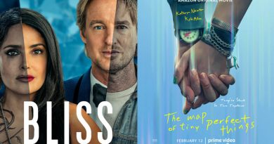 Capsule Reviews: Bliss & The Map of Tiny Perfect Things