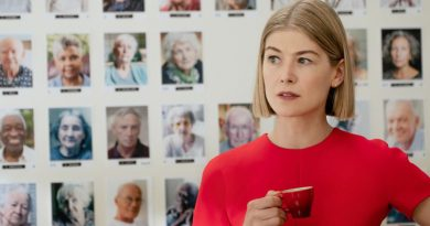"Rosamund Pike in Netflix's ""I Care a Lot"" (2021)"