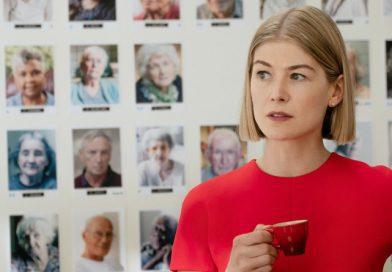 "Rosamund Pike in Netflix's ""I Care a Lot"" (2021)"