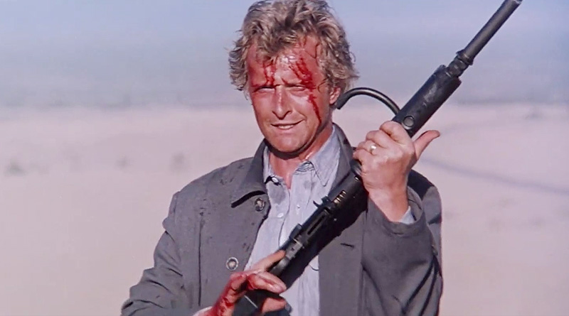 "Rutger Hauer in ""The Hitcher"" (1986)"