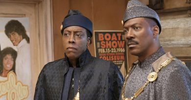 "Eddie Murphy and Arsenio Hall are back in Amazon Prime Video's ""Coming 2 America"" (2021)"