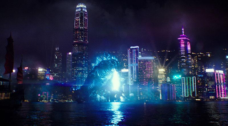 "A scene from ""Godzilla vs. Kong"" (2021)"
