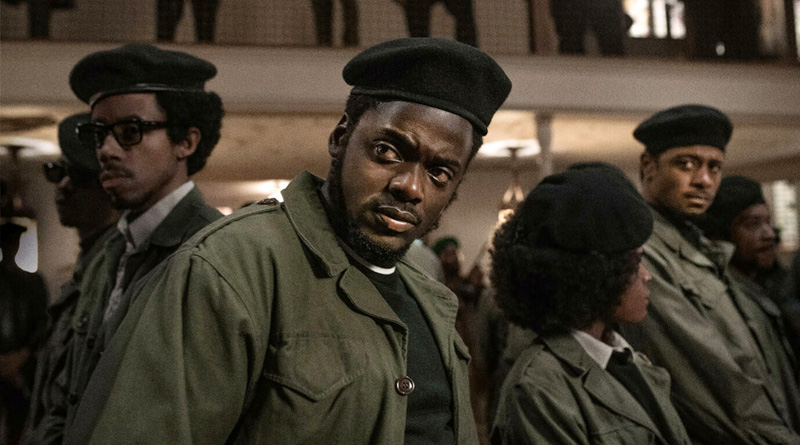 "Daniel Kaluuya and LaKeith Stanfield in Shaka King's ""Judas and the Black Messiah"" (2021)"