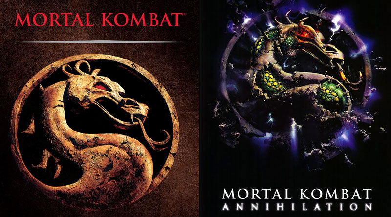 """Mortal Kombat"" (1995) and ""Mortal Kombat: Annihilation"" (1997)"