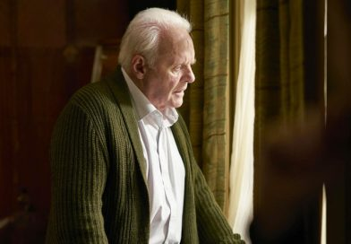 """Anthony Hopkins plays the titular role in Florian Zeller's """"The Father"""" (2020)"""