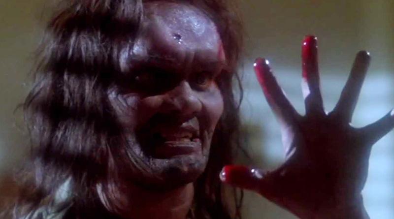 """The famous werewolf transformation scene in Joe Dante's """"The Howling"""" (1981)"""