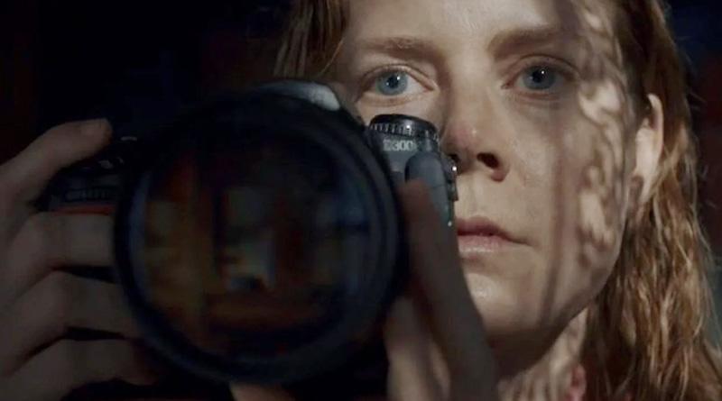 "Amy Adams in Netflix's ""The Woman in the Window"" (2021)"