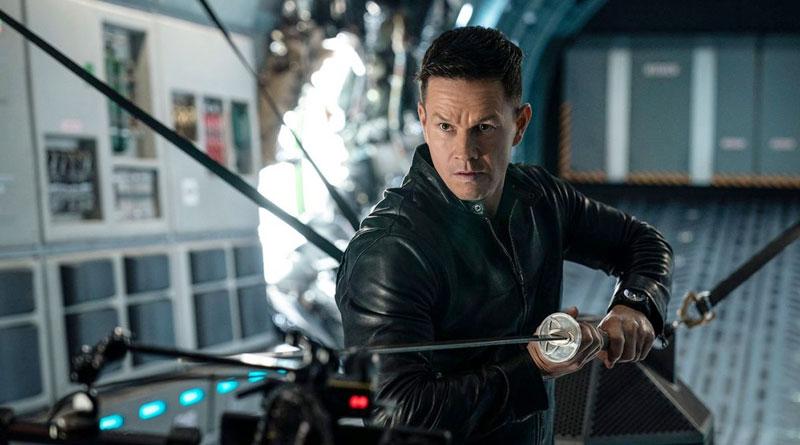 "Mark Wahlberg in Paramount+'s ""Infinite"" (2021)"