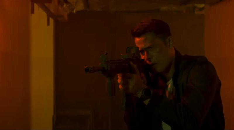 "Zul Ariffin reprises his role as Jay Zulkarnain in ""J2: J Retribusi"" (2021)"