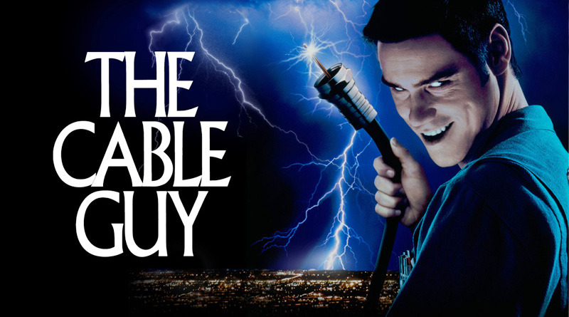 The Cable Guy at 25: The Underrated Jim Carrey's Dark Comedy