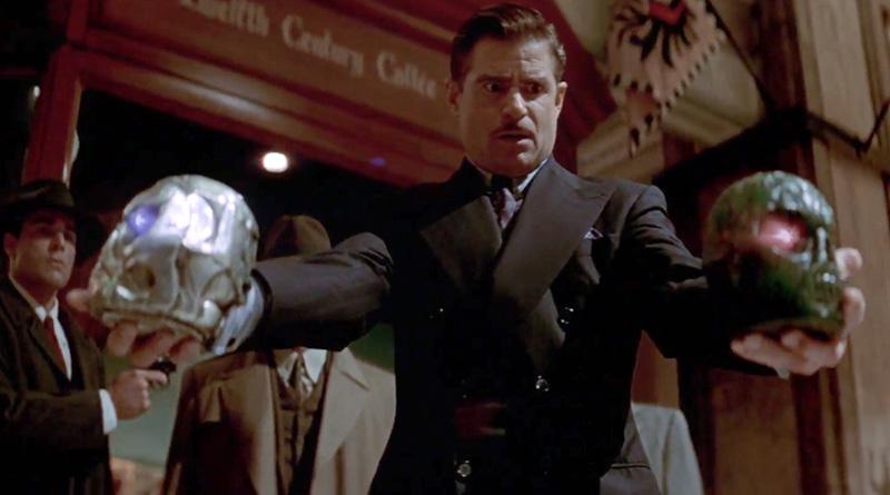 "Treat Williams as Xander Drax in ""The Phantom"" (1996)"