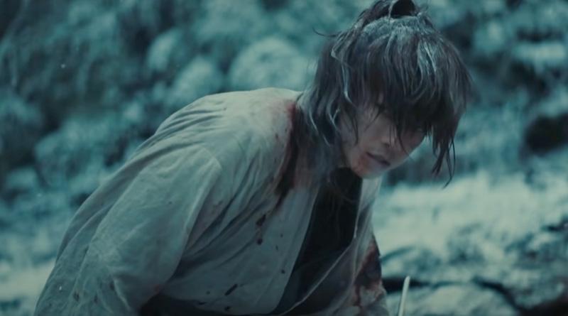 "Takeru Satoh in ""Rurouni Kenshin: The Beginning"" (2021)"